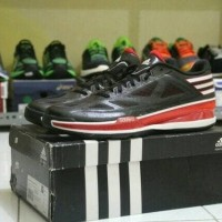 Sepatu Basket Adidas Crazy Light 3 Low Black Original Murah