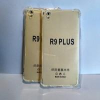 Anticrack Oppo F1+ Plus R9 Anti Crack Case Casing Hp BKN Silikon