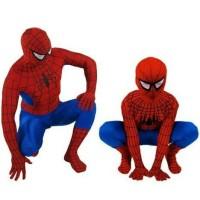 Jual ready new! jual Kostum Superhero Spiderman Dewasa Import berkualitas Murah