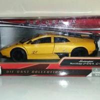 Motormax Diecast Lamborghini Murcielago SV