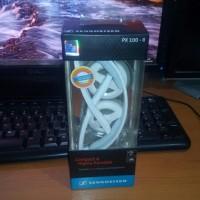 Sennheiser PX 100 II - Portable On Ear Headphones Foldable