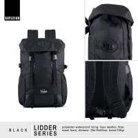 Jual Tas Ransel Daypack Backpack Rayleigh Lidder Series Black Murah