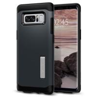 Spigen Galaxy Note 8 Case Slim Armor Metal Slate 587CS21834