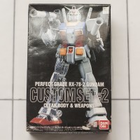 Perfect Grade RX-78-2 Gundam Custom Set #2