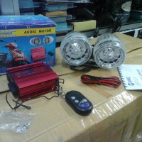Audio Motor Alarm - Mp3 - Fm Radio GMC