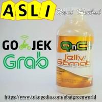 Obat Ligamen Lutut Rusak / Putus Herbal - QnC Jelly Gamat