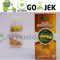 Jual QnC Jelly Gamat Asli 100% ORIGINAL Teripang Emas / Jeli Gamat Gold G Murah