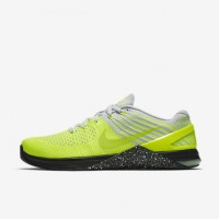 Sepatu Training Nike Metcon DSX Flyknit Volt Original 852930-701