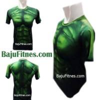 Jual Baju Kaos Pria Gym Mma Fitnes - My Name Is Hulk Murah
