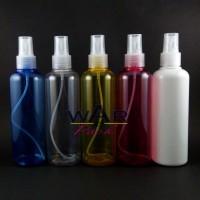 Botol Plastik PET Br 250ml Spray Natural Parfum KangenWater