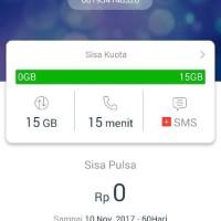 PERDANA INTERNET XL 9GB/60HARI +15 MENIT NELPON +UNLIMITED YouTube