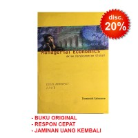 Managerial Economics dalam Perekonomian Global Dominick Salvatore