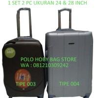 Tas Koper Polo Hoby 1 Set 2 PC Ukuran:24 + 28 Inch