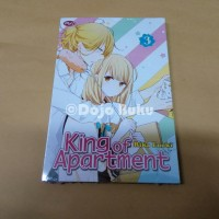 Komik Seri: King of Apartment oleh Rika Enoki