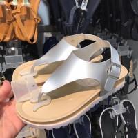 Jual Sepatu sandal Vincci V120143551 Silver Original Sale Murah