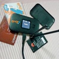 Jual MODEM WIFI MIFI 4G BOLT SLIM2 HUAWEI E5577 UNLOCK BYPASS PLUS ANTENA Murah