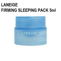 Laneige Firming Sleeping Pack 5ml Travel Mini Size All Skin Type
