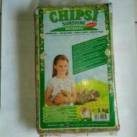 Makanan Kelinci Meadow Hay 1kg