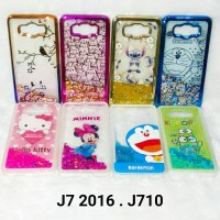 Case Glitter J7 2016,J710