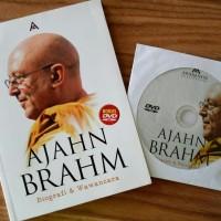 Ajahn Brahm Biografi dan Wawancara bonus DVD Ceramah