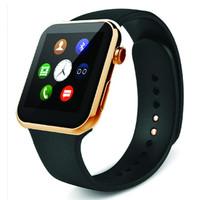 Turun Harga Onix Smartwatch Mo Watch IWO A8 42mm - Emas