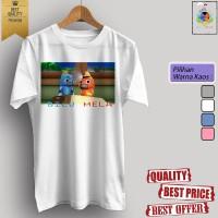Baju kaos t-shirt dewasa/anak KARTUN TV BILU MELA 01