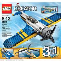Lego Creator 31011 (3 in 1) - Aviation Adventures