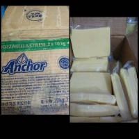 Keju Mozarella Anchor Potongan Repack - tbk Tarigan