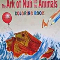 The Ark of Nuh and the Animals Colouring Book - Children's Stories ...