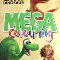 Jual Mainan Edukasi Disney Pixar the Good Dinosaur MEGA Colouring Book Murah
