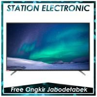 (NEW 2017) Changhong 40E6000 LED TV 40 Inch [HD Ready/USB Movie/Black]