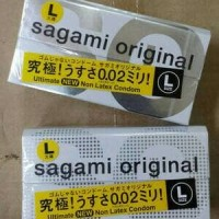 Sagami original L size non latex japan