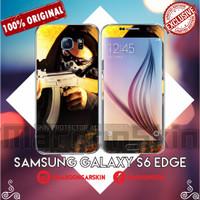 Garskin Samsung S6 Edge - CS go online