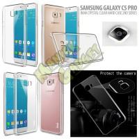 Jual Hard Case Crystal Imak 2nd Series Samsung Galaxy C5 Pro Murah