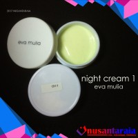Night Cream I (OV 1) Dr Eva Mulia