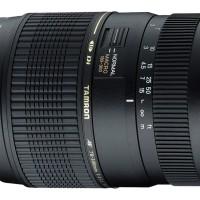 Jual Lensa Tele Zoom Tamron 70-300 f/4-5.6 Di LD 1:2 Macro For Canon / Nikon Murah