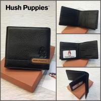 Dompet Hush Puppies 040sk Black super dompet kulit dompet cowok murah