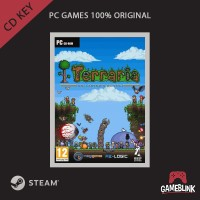 [PC Games Original] Terraria Steam CD Key