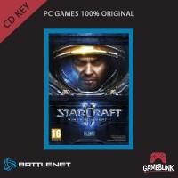 [PC Games Original] Starcraft 2 Wings of Liberty CD Key Battle.net