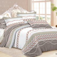 Bed Cover SET 180x200 No.1 King Size Murah!!