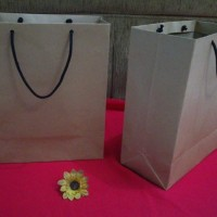 Paper Bag Uk 19 x 10 x 23 cm