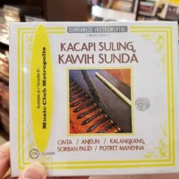 CD INSTRUMENT KECAPI SULING : KAWIH SUNDA