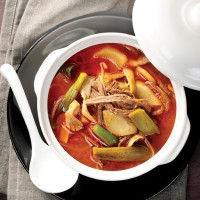 Ottogi Instant Yukgaejang Spicy Beef Soup Sup Daging Sapi Pedas Korea