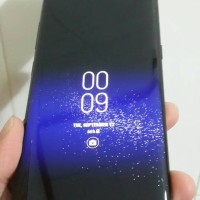Samsung S8+ Midnight Black Second Termurah ( Only 2unit )
