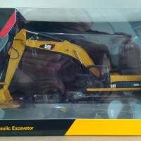 harga Diecast Miniatur Alat Berat Tonkin Caterpillar Cat 340d Excavator Tokopedia.com