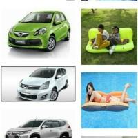 Jual Kasur Mobil Kasur Angin Tempat Tidur Mobil Multifungsi Lengkap 1 Set Murah