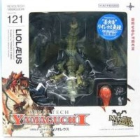 REVOLTECH Monster Hunter Azure Rathalos - KAIYODO