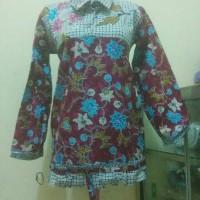 Sale Promo Batik Halus Pekalongan Annisa KRB Panjang