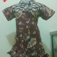 Sale Promo Batik Halus Pekalongan Annisa KRB Pendek