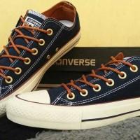 Sepatu Casual Converse Classic Navy Chuck Taylor Vietnam Murah